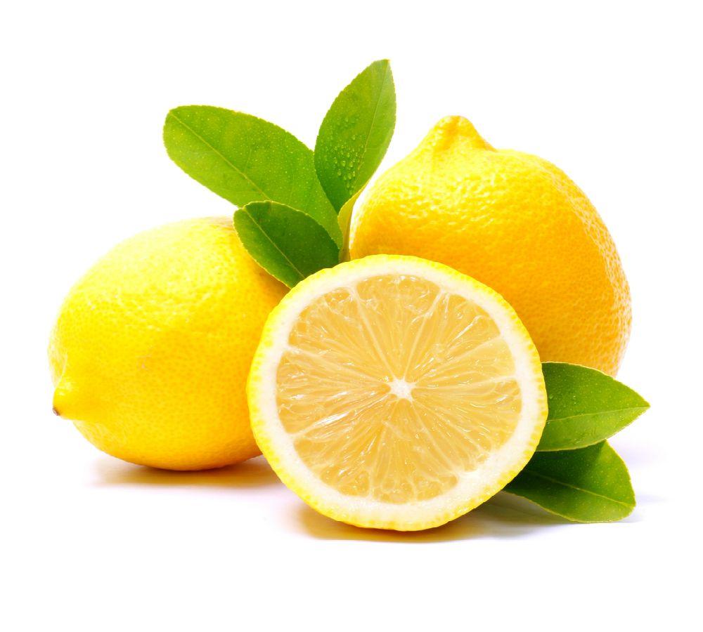 Картинка много лимонов для детей на прозрачном фоне